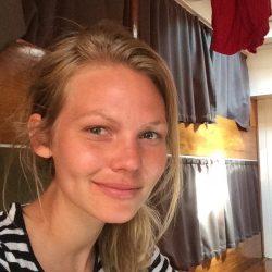 Projektkoordinator Mathilde Brandstrup