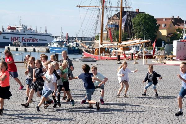 Legeskibet og skoletilbud i Kulturhavnen, Helsingør