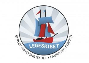 Legeskibet Logo rund