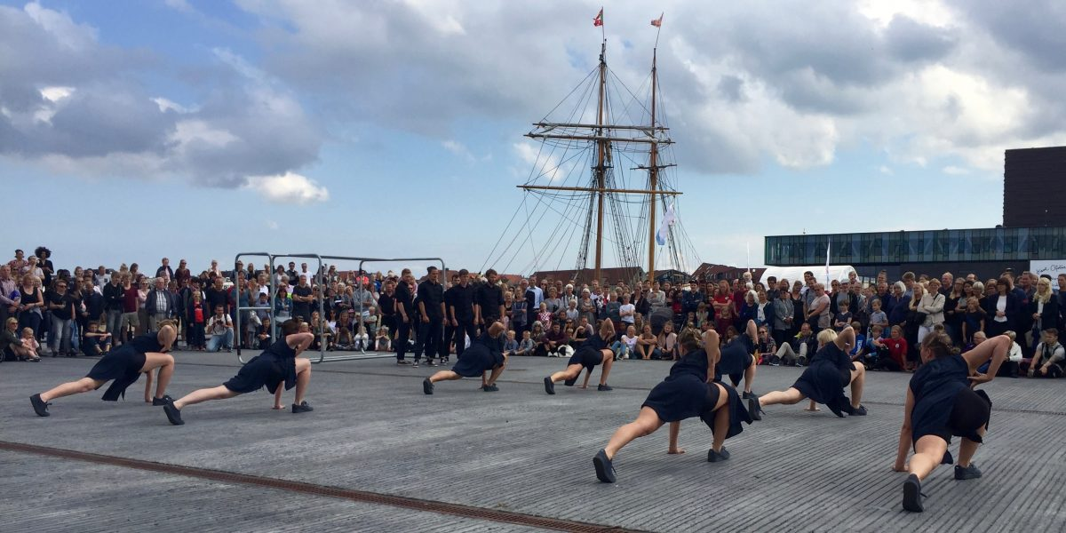 Legeskibet afslutter årets togt med rekordhøje besøgstal