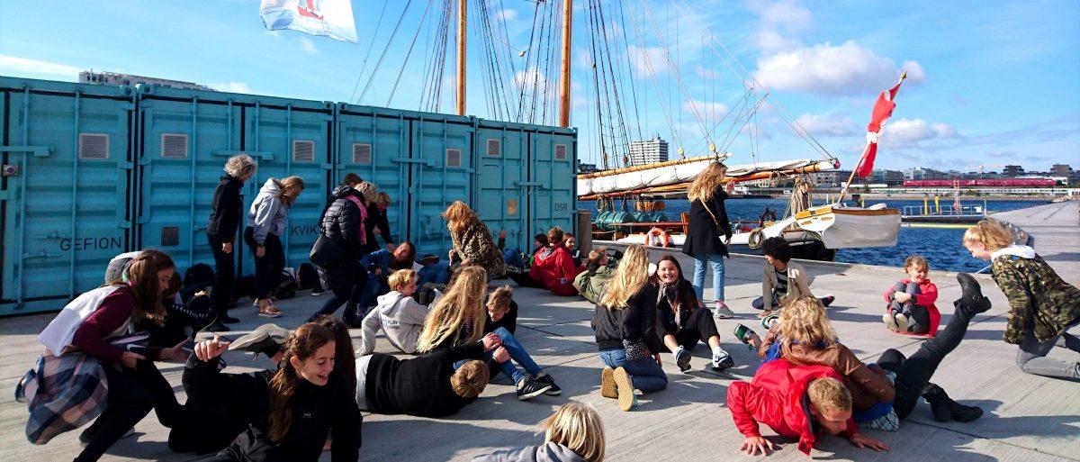 Design, Leg & Ungeinddragelse i Nordhavn
