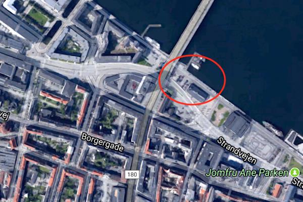 Aalborg - DGI Landsstævne kort