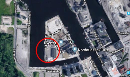 Legeskibet besøger Odense