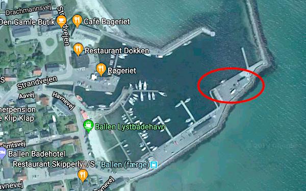 Legeskibet besøger Samsø