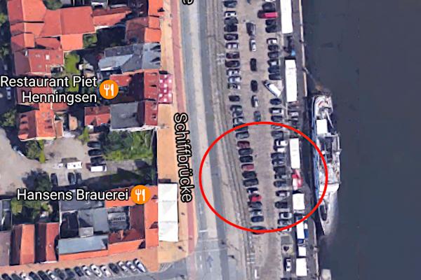 Legeskibet besøger Flensborg
