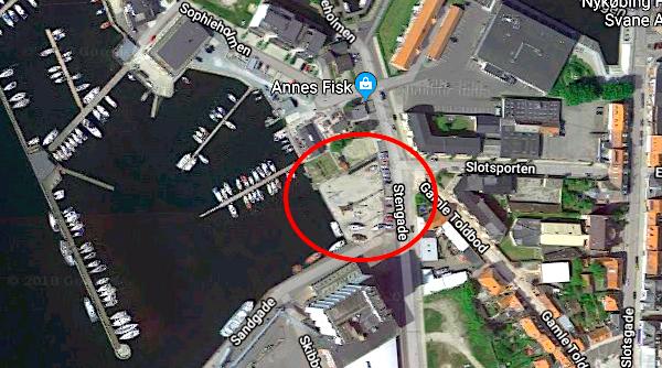 Legeskibet besøger Nykøbing Falster